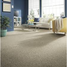 room essentials rug shop stainmaster essentials stock carpet pale clay textured indoor