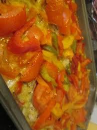 cuisiner le lieu noir filet de lieu noir au four les petits delices de chris