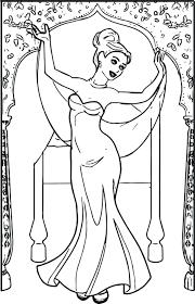 anastasia printable coloring pages cinderella drizella ballet