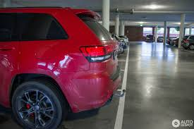 srt jeep red jeep grand cherokee srt 8 2014 red vapor edition 30 september