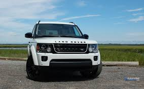 light blue land rover 2014 land rover lr4 quick spin