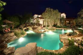 Luxury Pool Design - triyae com u003d luxury backyard pool designs various design