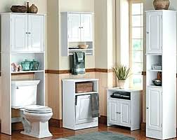 Bathroom Tower Cabinet Bathroom Linen Cabinet White Vanities And Sinks With Glorious