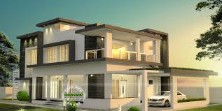 Beautiful Single Story Modern House Plans Contemporary Moder