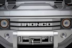 ford bronco concept ford bronco concept picture 17619
