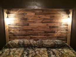 headboard from recycled tongue and groove cedar homemade mason headboard from recycled tongue and groove cedar homemade mason jar lights
