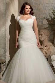 plus size wedding dress designers 2016 vintage plus size mermaid wedding dresses with half sleeve