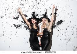 Woman Black Halloween Costume Costume Stock Images Royalty Free Images U0026 Vectors Shutterstock