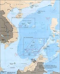 Phillipines Map Philippines Sea Map Sea Map Of Philippines Philippines Map With