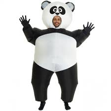 grizzly bear halloween costume inflatable panda costume inflatable panda costume suppliers and
