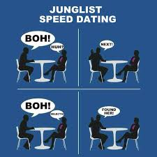 Speed Dating Meme - there needs to be a dnb dating site dnb