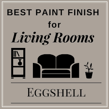 discover the best paint finish for each room in your home with