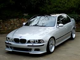 matte white bmw bmw e39 m5 titanium silver with sink drain mod projector
