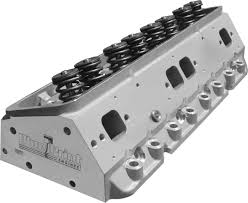 h8002k chevy small block cylinder heads 195cc sold in pairs