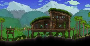 terraria khaios u0027 build jungle house terraria and starbound