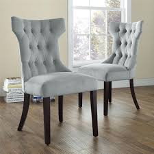 Upholstered Linen Dining Chairs Dining Chairs Colin Linen Dining Chair Blue Linen Dining Chairs