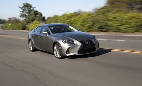 used lexus is 300 2018 lexus is in depth model review car and driver