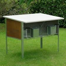 rabbit hutch for 2 breed outdoor rabbit hutch for 2 breed outdoor