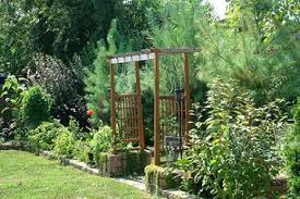 add a secret garden to your outdoor living spaces