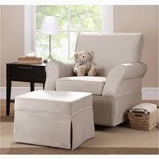 nursery chair and ottoman contemporary glider nursery chair minimalist modern house ideas