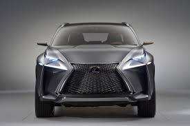 lexus lf nx suv price lexus lf nx revealed ahead of frankfurt motor show debut auto
