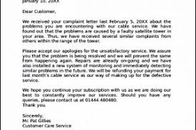 apology letter to unsatisfied customer 300x200 jpg
