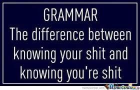 Grammar Memes - 13 hilarious memes about the importance of grammar