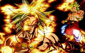 broly wallpapers dragon ball beautiful cool wallpapers