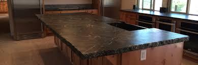 Wood Kitchen Countertops Cost Kitchen Soapstone Countertops Cost Vs Granite Soapstone