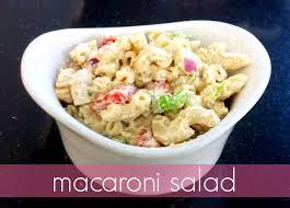 pasta salad with mayo macaroni salad with vegan mayo the block center for integrative