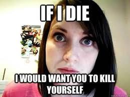 Possessive Girlfriend Meme - the 25 best possessive girlfriend ideas on pinterest love is