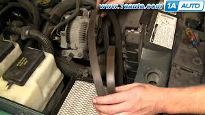 ford courier with lexus v8 for sale how to install replace broken serpentine fan belt ford explorer