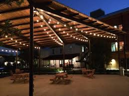 Outdoor Pergola Lights by Blog Outdoor Lighting Perspectives