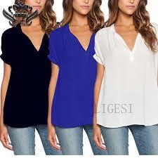 s plus size blouses s plus size blouses sleeve casual v neck blouse shirt