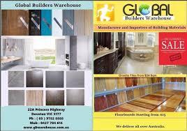 global builders warehouse flooring gumtree australia
