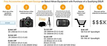 black friday deals on cameras nikon u0027s black friday deals will be available on november 28th