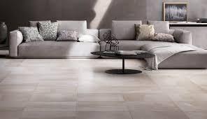 beautiful ceramic tile installation on concrete home design