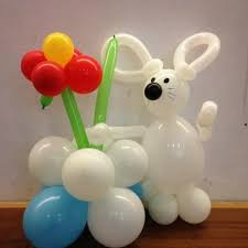 Balloon Decorations For Easter by 282 Best Balloon Easter Decorations Images On Pinterest Balloon
