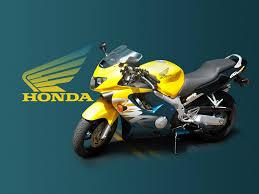 honda cbr 600 yellow cbr 600 f4 by zillion on deviantart