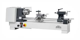 wabeco d2400 lathe with 100mm 3 jaw lathe chuck