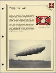 German Flag 1940 Zeppelin Post Germanstamps Net