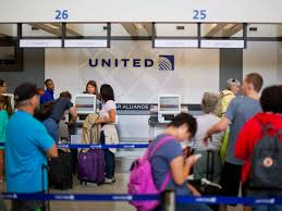 United Bag Check Fee United Airlines Basic Economy Tickets Are Frustrating Customers