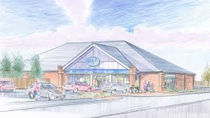 plans for new lincolnshire co op in swineshead