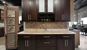 Espresso Kitchen Cabinets With Granite Espresso Cabinets And Backsplash Kitchen Exitallergy Com