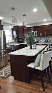 Staining Kitchen Cabinets Darker by Gel Stain General Finishes Java Honey Oak Cabinets Java Gel