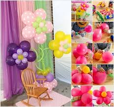 how to make birthday decoration at home 8 best decoration ideas for kids birthday images on pinterest