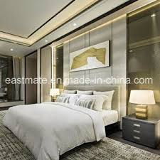 china american style high class hotel furniture for bedroom series