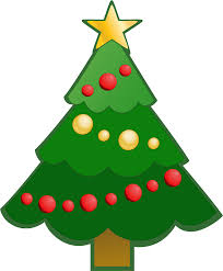 simple christmas tree clipart free images clipartbarn