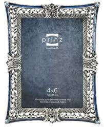 4x6 Picture Albums Nicole Miller 4x6 Picture Frame 7 99 Marshalls Frames Wallart
