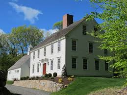 Clasic Colonial Homes by For Sale Colonial Exterior Trim And Siding For Salecolonial